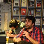 Presentación de Brlantida de Diego Vidart