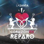 """LA SANTA """"Corazón en Reparo"""""""
