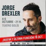 """Ya disponible lo nuevo de Jorge Drexler """"Salvavidas De Hielo"""""""