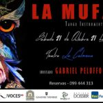 LA MUFA TANGO 21 de Octubre en Teatro La Colmena