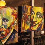 Arte sobre lienzo !!