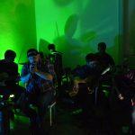 Lugosi en vivo – pre lanzamiento de disco