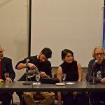 Presentación de Editorial Yaugurú en la Feria del libro