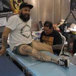 5ta.Edición De Convención De Tatuajes en IMM.