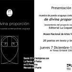 Presentación Editorial La Coqueta – De divina Proporción
