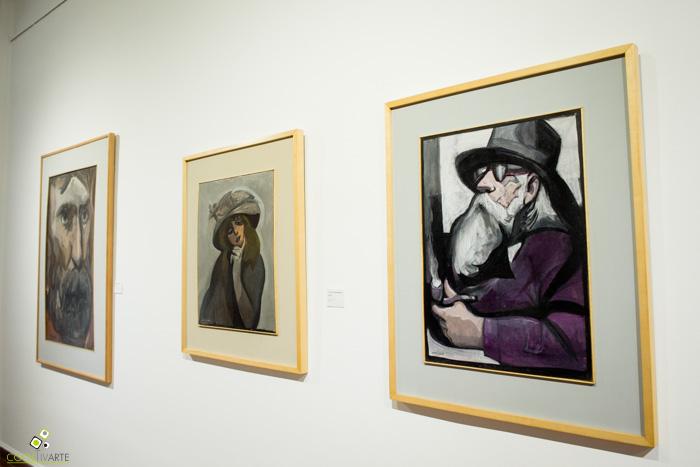 GUILLERMO FERNÁNDEZ La travesía de un maestro - noviembre 2017 - Museo Nacional de Artes Visuales - Foto © Mery Aria