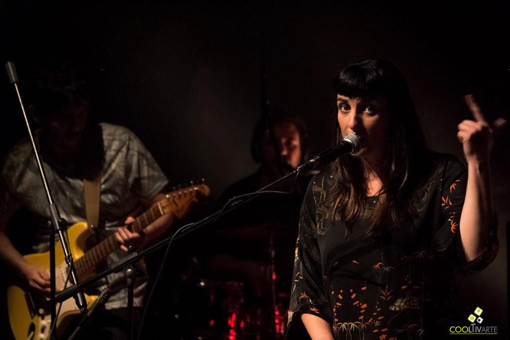 Lucía Severino & Tránsito presentan su nuevo disco PRESENTE CONTINUO Sala Zavala Muniz - Teatro Solís - Noviembre 2017 - Foto © Sebastián Astorga