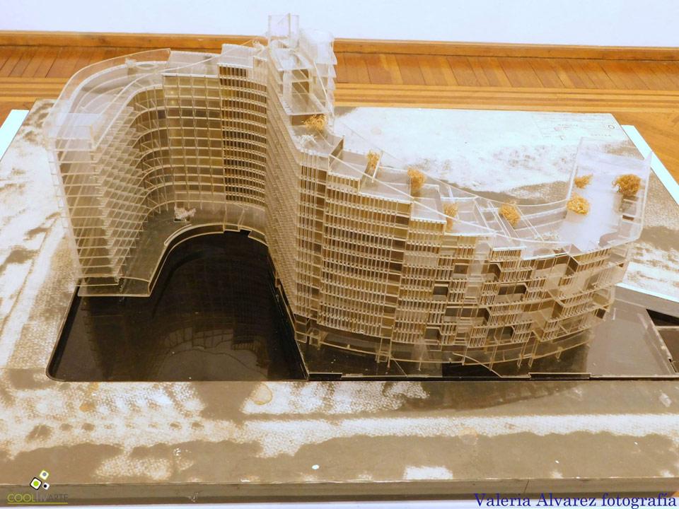 MARIO PAYSSÉ o el arte de construir - Museo Blanes - Noviembre 2017 - Foto © Valeria Álvarez
