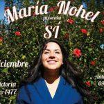 Presentación disco SÍ de Maria Nohel