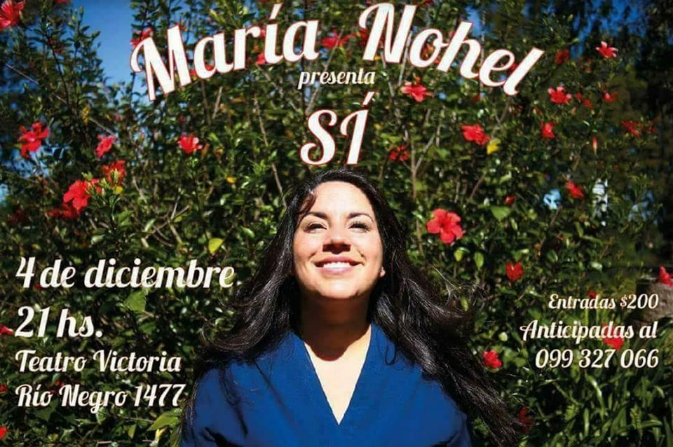 Maria Nohel compositora uruguaya