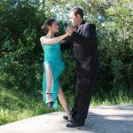 Tango en Salto – Gary Etchegaray y Angelina Díaz