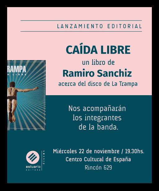 """Caída libre"""" de Ramiro Sanchiz"""