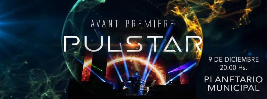"""""""PULSTAR"""" es el nuevo álbum de estudio en el que desde hace meses Emil Montgomery"""
