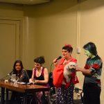 La Coqueta Editora en Auditorio del MNAV