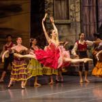 Cannes aplaudió de pie al Ballet Nacional Sodre