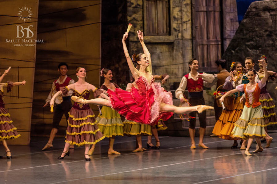 don quijote - Ballet Nacional Sodre