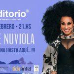 """AYMÈE NUVIOLA presenta """"De la Habana hasta aquí"""""""