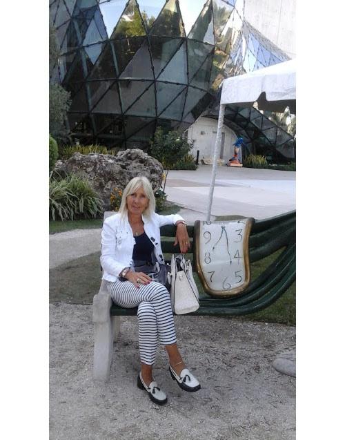 Claudia Stella Bartolotta Pereyra - Foto gentileza de la entrevistada