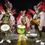 Desfile inaugural de Carnaval 2018