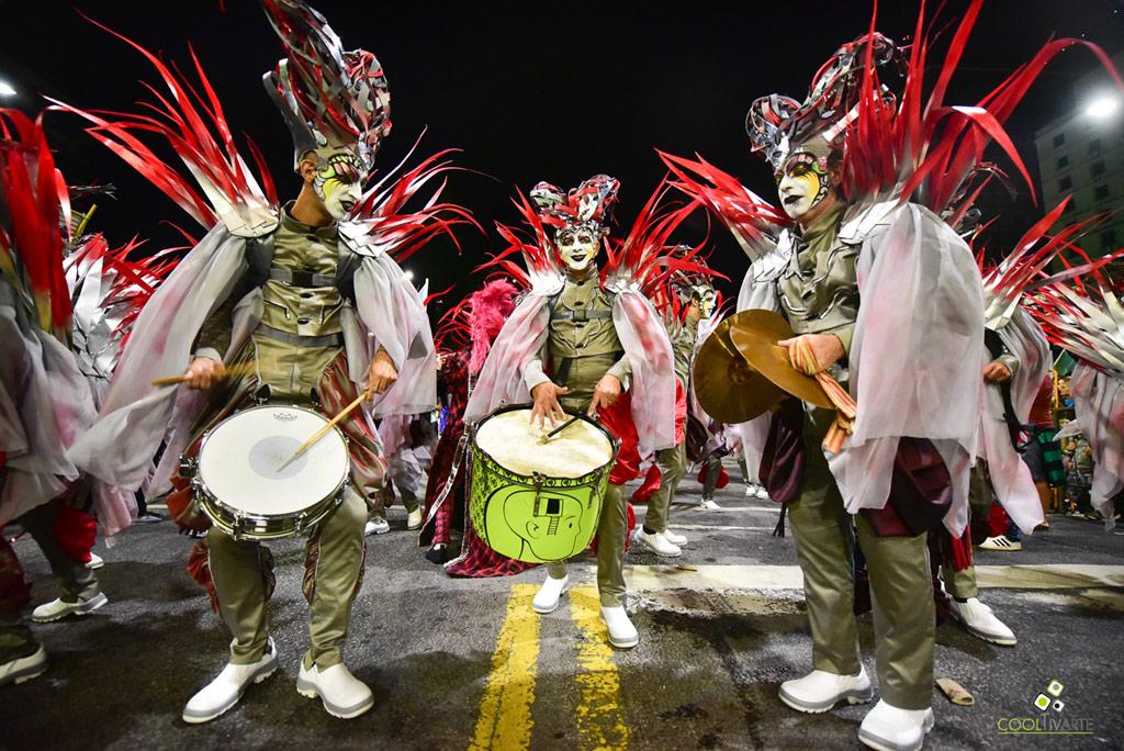 Desfile inaugural de Carnaval 2018 - 25 de enero de 2018 - Foto © Carlos Lebrato