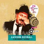 Desde España llega el compositor, guitarrista y cantante español JAVIER RUIBAL