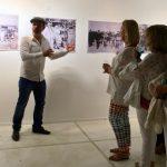 Quedó inaugurada la muestra «Lo que mata la humedad» del artista Federico Arnaud