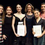 Tatiana Cruz representará a Uruguay en el Prix de Lausanne