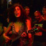 Paula Maffía en vivo en Bar Andorra