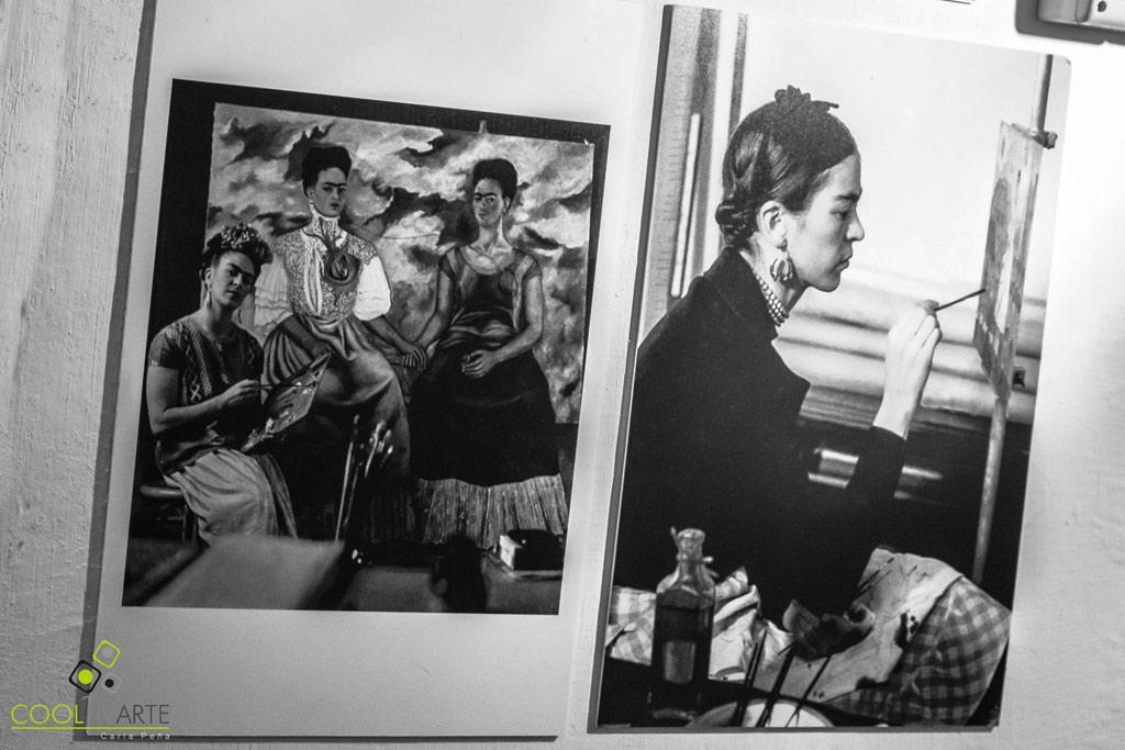 Todos somos Frida. Para volar con el corazón. Museo Paseo de Neruda de Punta del Este - Febrero 2018 - Foto © Carla Peña
