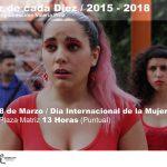 8 De Marzo / Día Internacional de la Mujer – DIEZ DE CADA DIEZ en Plaza Matriz / 13 Horas.