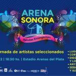 ARENA SONORA – Presentación en vivo