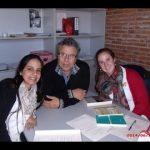 Entrevistas a Luis Bravo, Néstor Sanguinetti y Alejandra Dopico