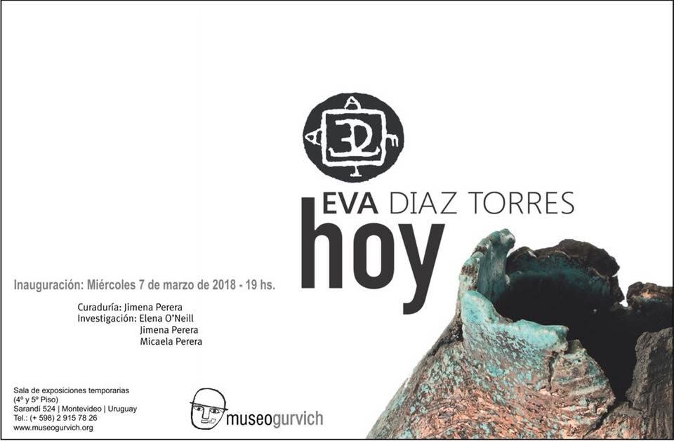 EVA DIAZ TORRES en Museo Gurvich