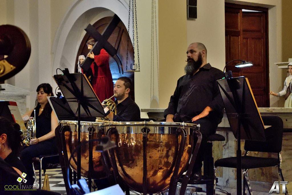 Orquesta Sinfónica del Sodre - Van Beethoven - Parroquia San Isidro de Las Piedras - Marzo 2018 - Foto © Hector AT www.cooltivarte.com ---