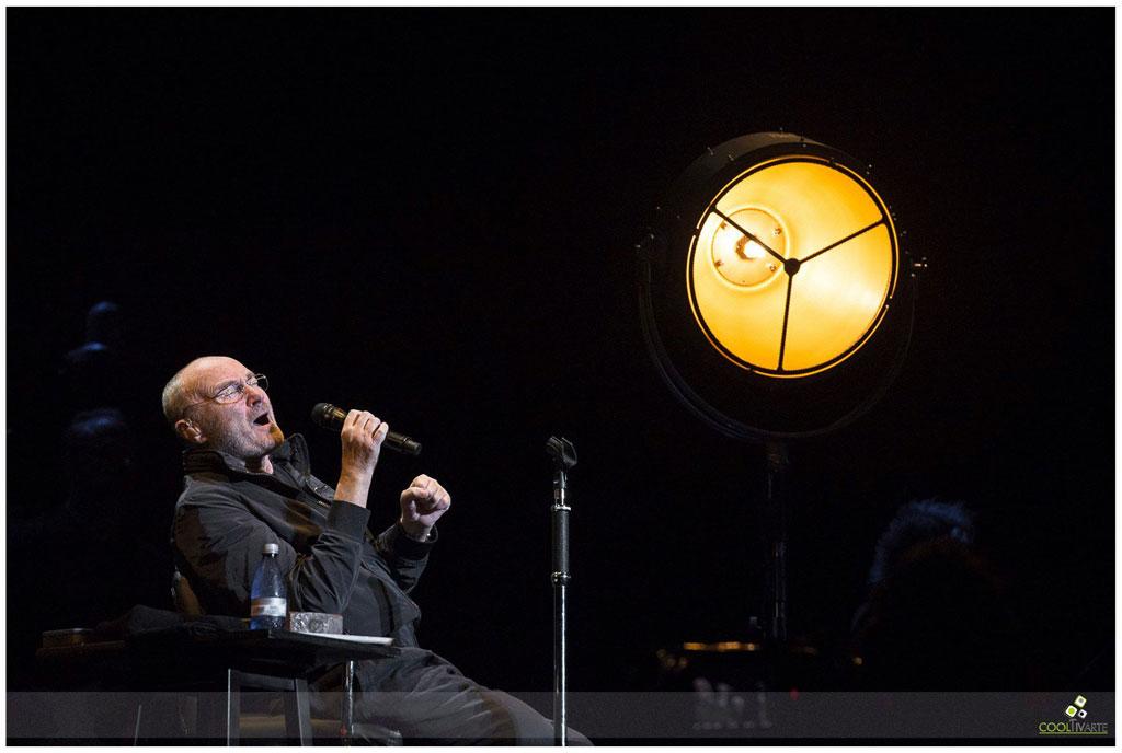 The Legendary Phil Collins - Estadio Centenario - Artista Invitado: The Pretenders - Marzo 2018 - Foto © Tarumán Corrales www.cooltivarte.com ...