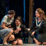 La última función de la ópera Tres Hermanas y el concierto de la Orquesta Filarmónica de Buenos Aires