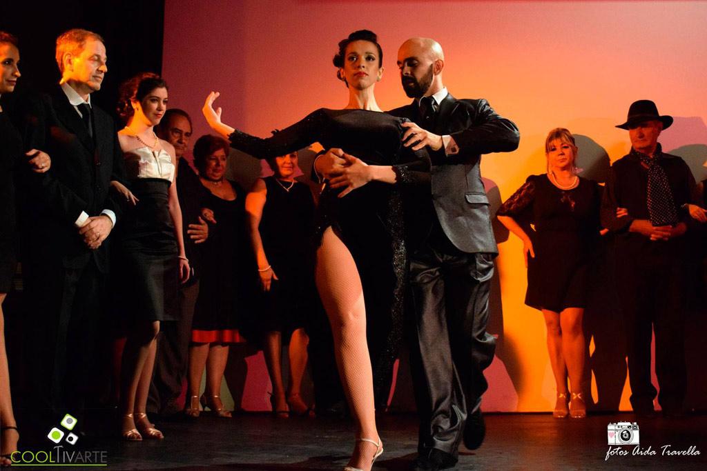 1ª Muestra del Año Escuela de Tango Julio Sosa - Las Piedras - Canelones - Abril 2018 - Foto © Aida Travella www.cooltivarte.com --