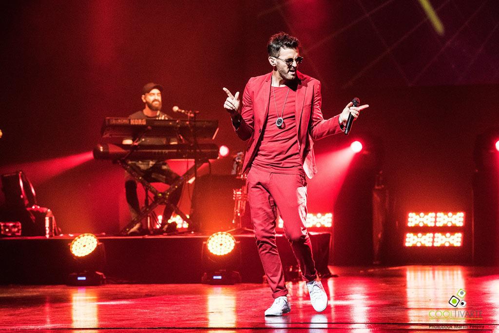 """AXEL """"SER TOUR 2018"""" MVD - Auditorio Nacional Sodre - Abril 2018 - Foto © Martin Pereira www.cooltivarte.com --"""