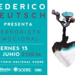 FEDERICO DEUTSCH – 15 JUNIO – SALA HUGO BALZO