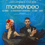 La banda española Fuel Fandango en Montevideo