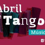 ABRIL DE TANGO – 20, 21 y 22 de abril // Sala Zitarrosa