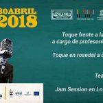 Día Internacional del Jazz en Mercedes, Uruguay :: 30 de abril 2018 Entrada Libre