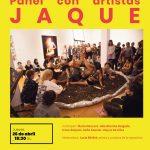 Panel de JAQUE – CCE Exposiciones
