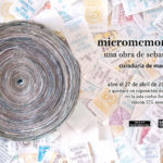 Micromemoria porteña – Una obra de Sebastián Santana