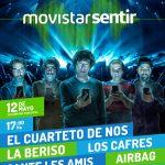 """MOVISTAR REALIZÓ EL LANZAMIENTO DE """"MOVISTAR SENTIR"""""""