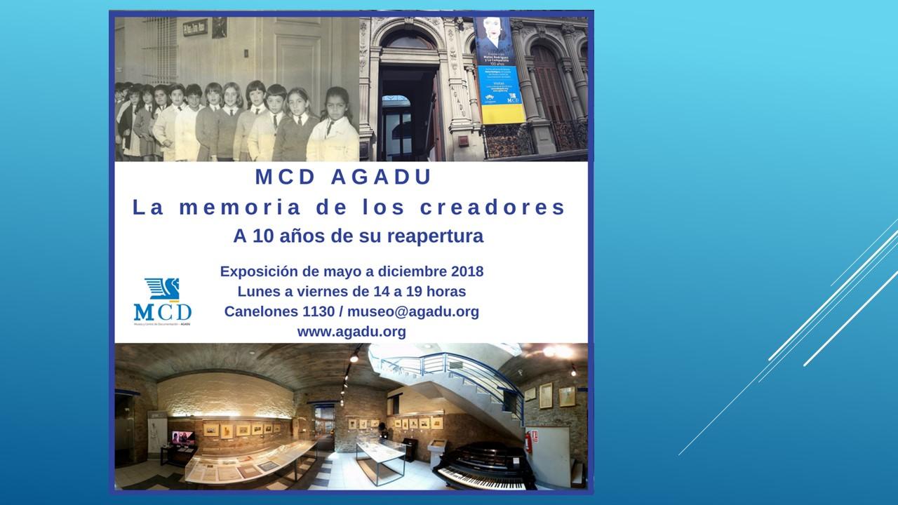El Museo y Centro de Documentación de AGADU