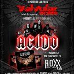 """""""METALROCK"""". El nuevo disco de ACIDO"""
