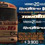 Torotur 16 INFERNAL ¡¡¡ Uruguay – Argentina
