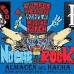 Noche de Rock en el HACHA