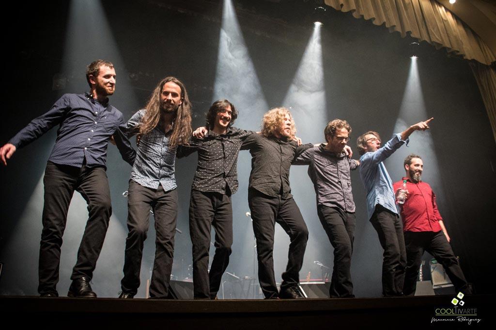 Buenos Muchachos - Teatro Politeama, Canelones - 24.05.18 - Fotografía Mauricio Rodríguez